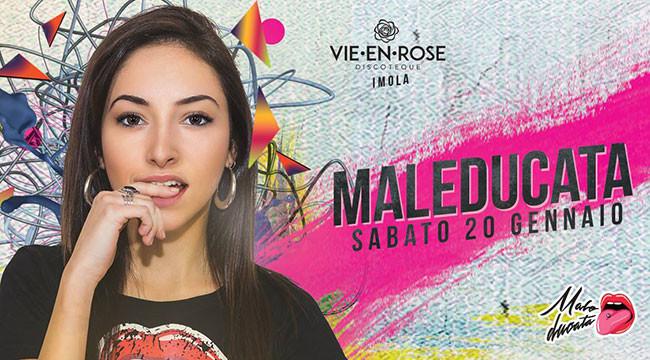 Sabato 20 Maleducata On Tour Vie En Rose La Vie En Rose