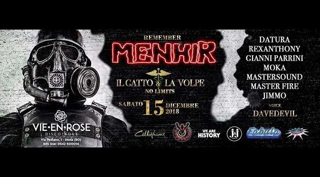 A Night To Remember Menhir Vs Il Gatto La Volpe La Vie En Rose